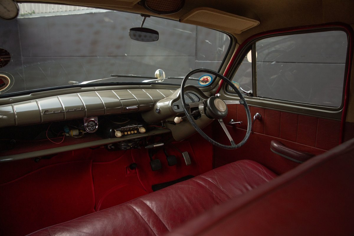 1953 Ford Consul MK1 - Abbot Farnham Estate For Sale (picture 4 of 6)