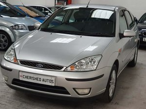 FORD FOCUS 1.6 GHIA* 49,000 MILES* 13 FORD DEALER STAMPS*