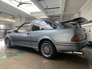Picture of 1986 Ford Sierra RS Cosworth Moonstone Blue - Low Mileage