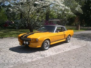 Picture of 1967 Mustang Conv w/movie-style pkg