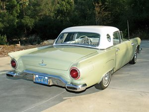 Picture of 1957 California 57 tbird survivor