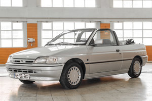 Picture of 1993 Ford Escort Cabriolet 1.4 Luxury (Mk.V)