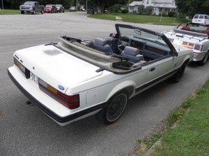 Picture of 1983 Ford Mustang GLX Convertible