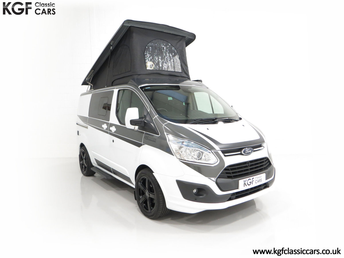 2015 A Luxury Ford Transit Custom RS Edition Camper Van SOLD (picture 1 of 24)