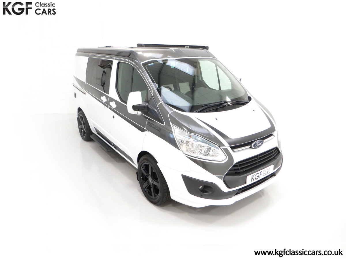 2015 A Luxury Ford Transit Custom RS Edition Camper Van SOLD (picture 2 of 24)