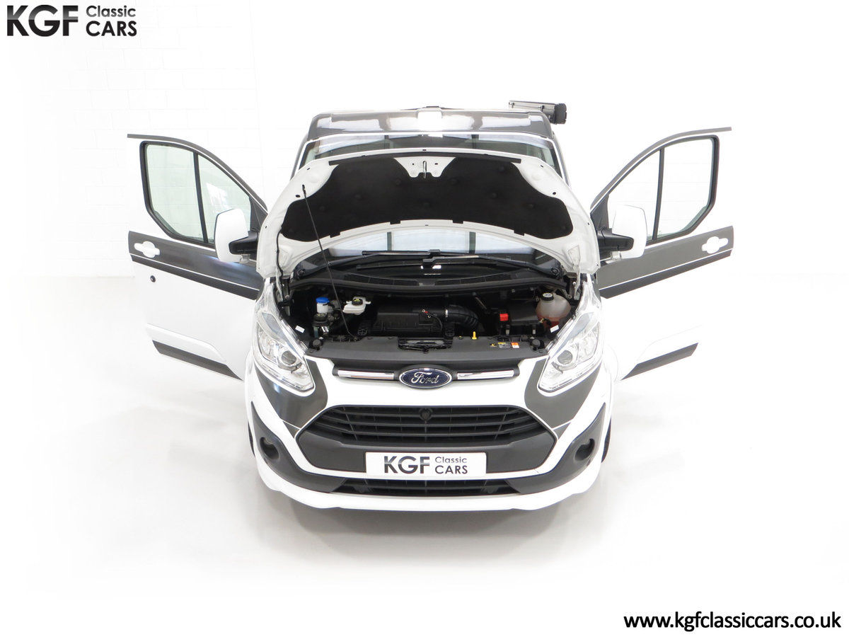 2015 A Luxury Ford Transit Custom RS Edition Camper Van SOLD (picture 4 of 24)