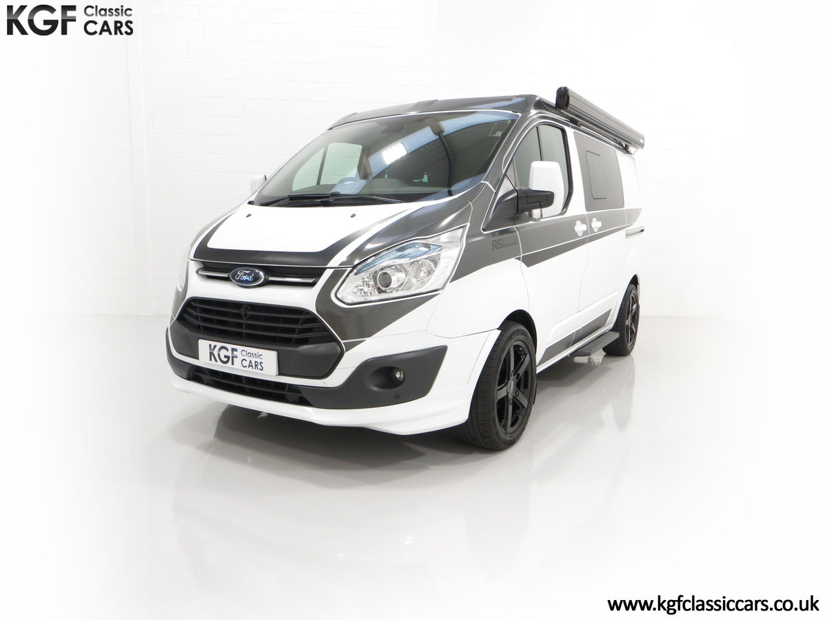 2015 A Luxury Ford Transit Custom RS Edition Camper Van SOLD (picture 5 of 24)