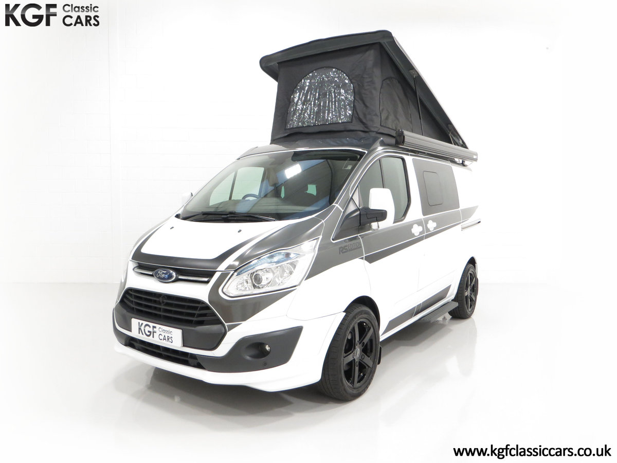 2015 A Luxury Ford Transit Custom RS Edition Camper Van SOLD (picture 6 of 24)