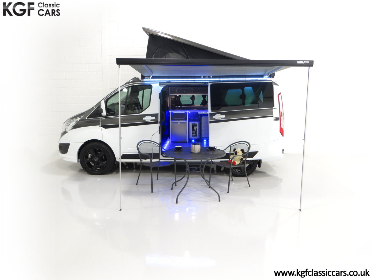 2015 A Luxury Ford Transit Custom RS Edition Camper Van SOLD (picture 7 of 24)