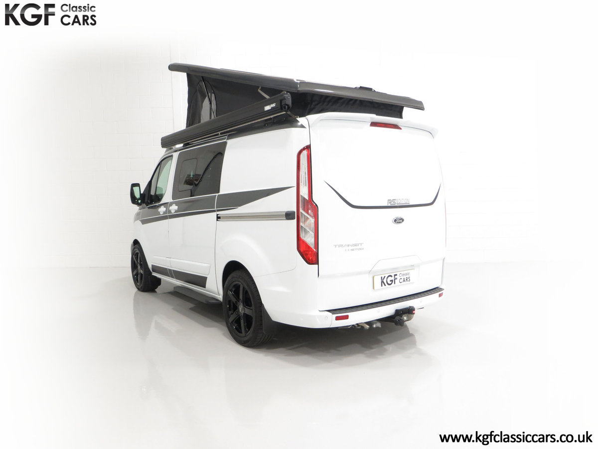 2015 A Luxury Ford Transit Custom RS Edition Camper Van SOLD (picture 8 of 24)