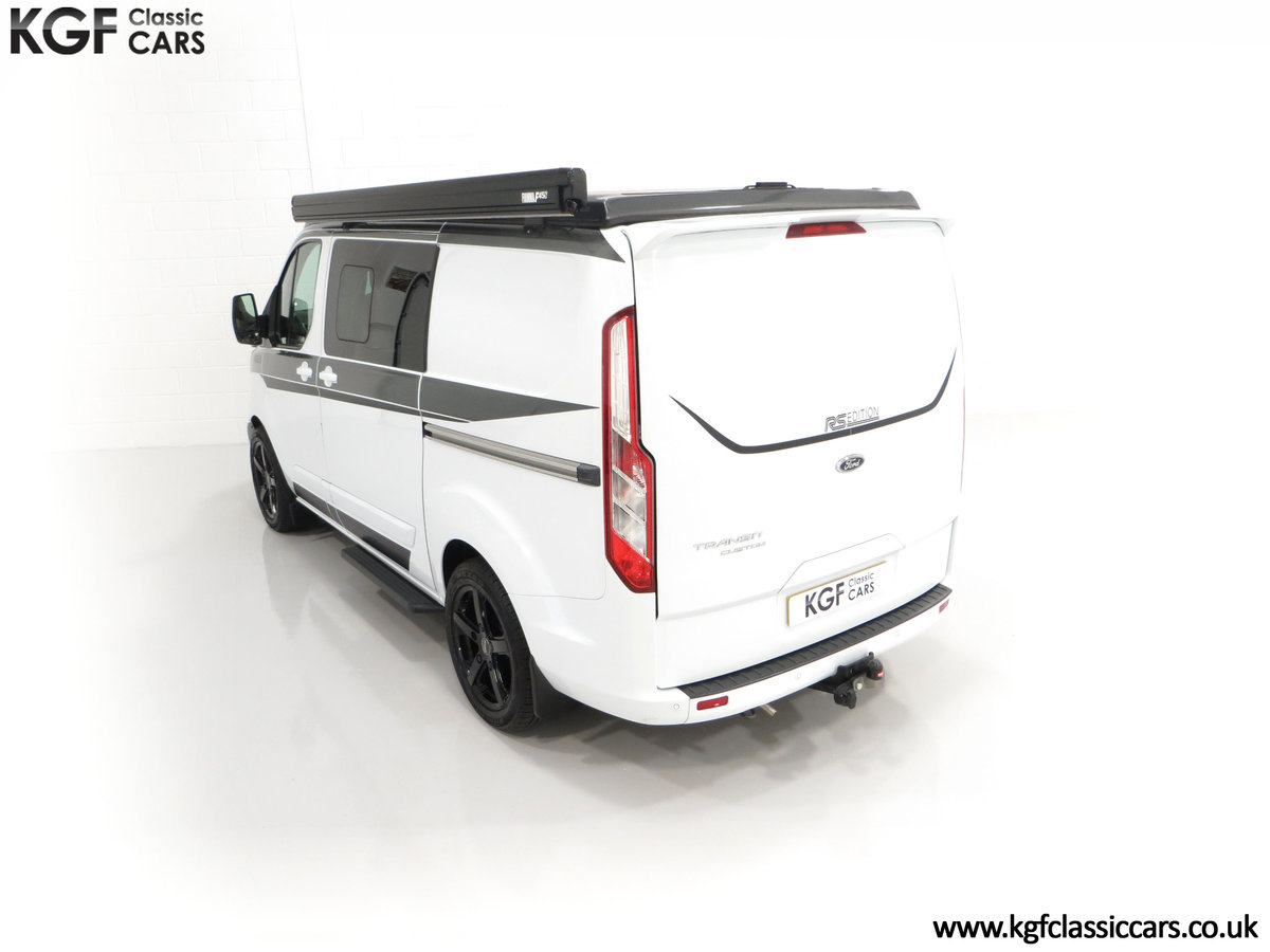 2015 A Luxury Ford Transit Custom RS Edition Camper Van SOLD (picture 9 of 24)