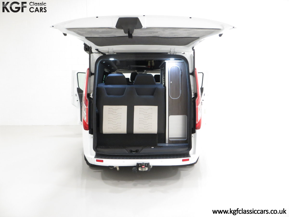2015 A Luxury Ford Transit Custom RS Edition Camper Van SOLD (picture 11 of 24)