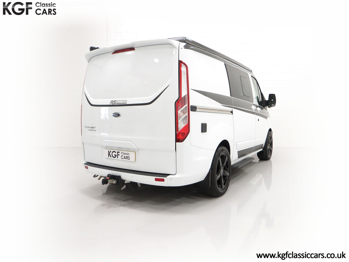 2015 A Luxury Ford Transit Custom RS Edition Camper Van SOLD (picture 13 of 24)
