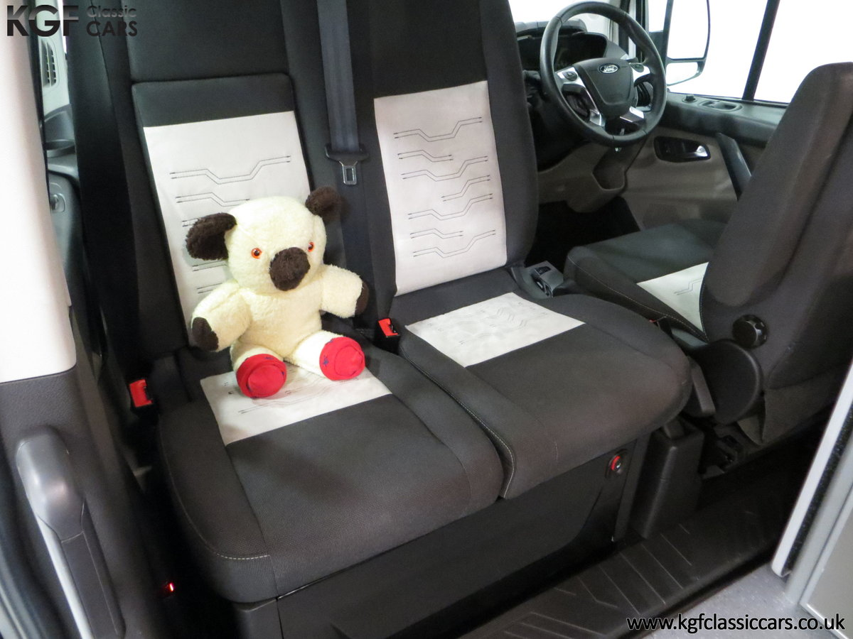 2015 A Luxury Ford Transit Custom RS Edition Camper Van SOLD (picture 16 of 24)