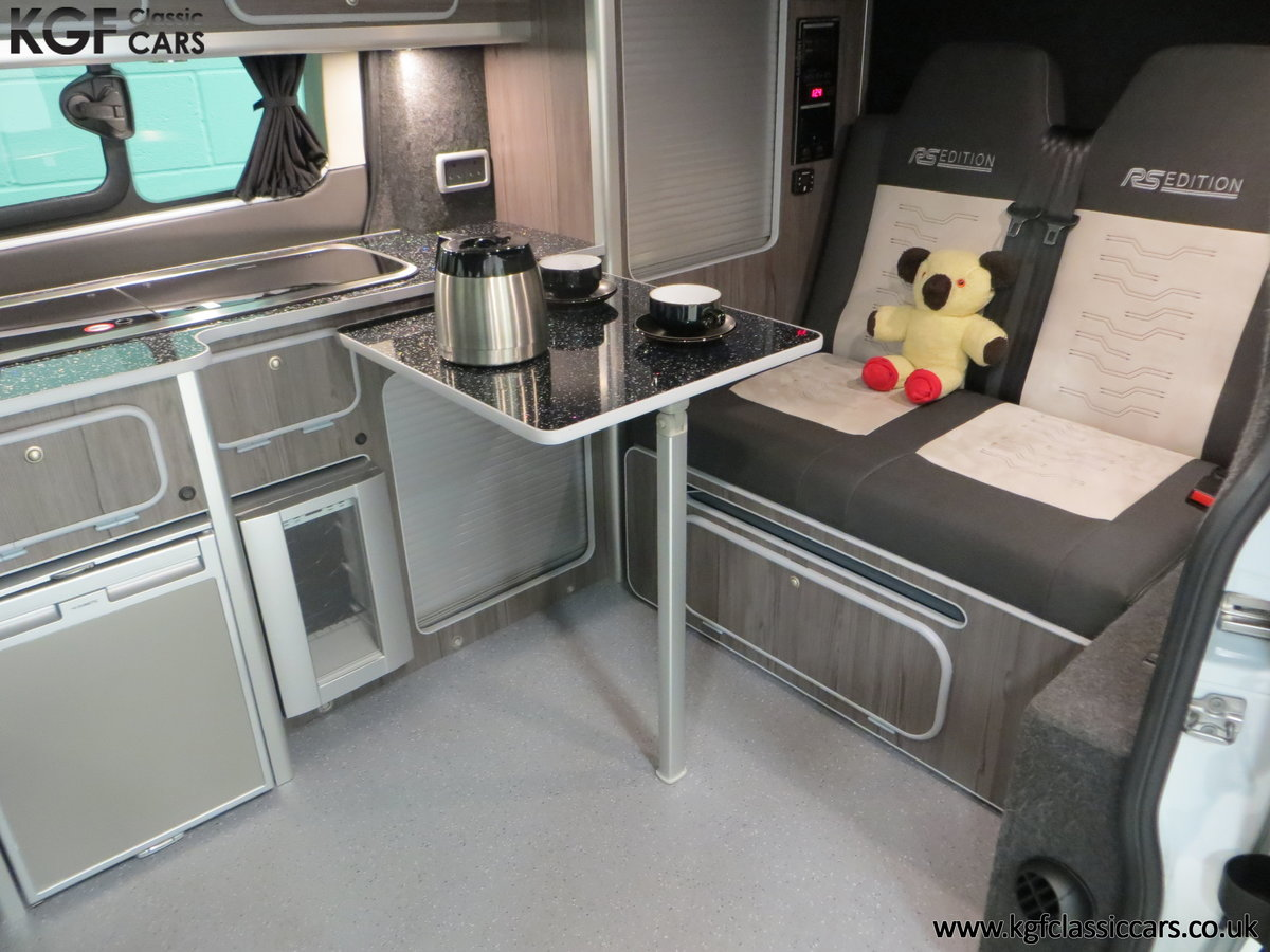2015 A Luxury Ford Transit Custom RS Edition Camper Van SOLD (picture 18 of 24)