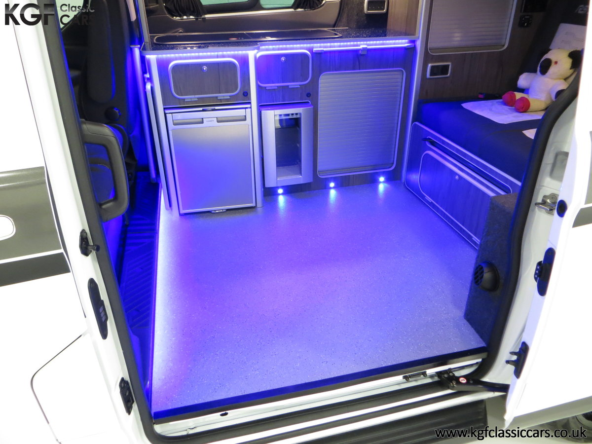 2015 A Luxury Ford Transit Custom RS Edition Camper Van SOLD (picture 21 of 24)