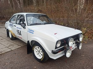 Picture of 1977 Ford Escort BDA Rally Car