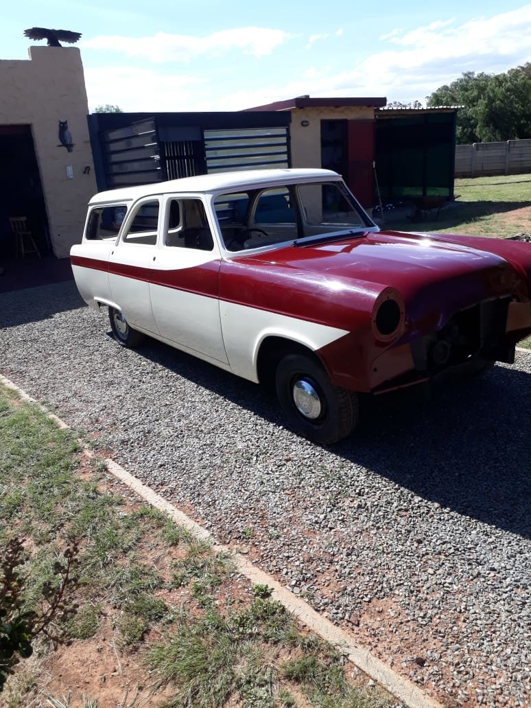 Picture of 1960 Ford Zephyr Abbott Estate MK II Station wagon For Sale