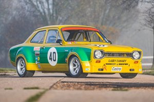 FORD ESCORT RS1600 LAIRY CANARY