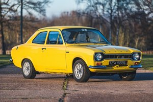 FORD ESCORT RS1600-The Mike Bell Collection