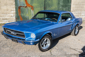 Picture of 1967 Ford Mustang V8 Hardtop Coupe