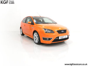 Picture of 2006 A Striking Ford Focus ST225 ST-3 with 22,107 Miles SOLD