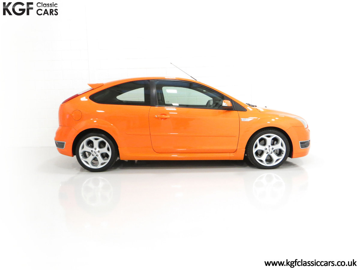 2006 A Striking Ford Focus ST225 ST-3 with 22,107 Miles SOLD (picture 14 of 24)