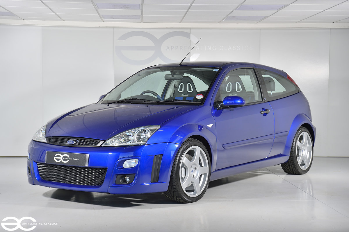 2003 Mk1 Focus RS - Stunning - *891 Miles* SOLD (picture 2 of 6)
