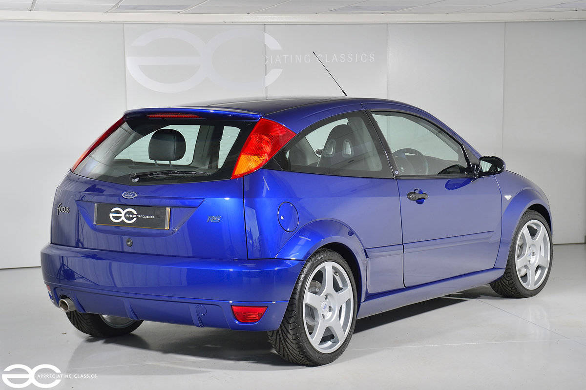 2003 Mk1 Focus RS - Stunning - *891 Miles* SOLD (picture 3 of 6)