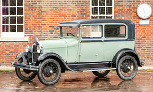 Picture of 1928 Ford Model A Tudor Sedan For Sale by Auction