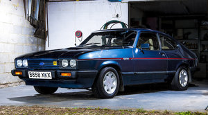 Picture of 1985 Ford Capri MkIII 2.8i Coup For Sale by Auction