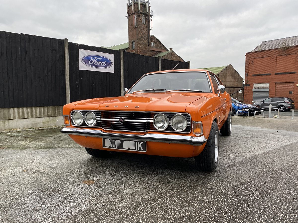 1972 FORD CORTINA MK3 GT FANTASTIC CONDITION £24995 PX ££ ESCORT For Sale (picture 2 of 6)
