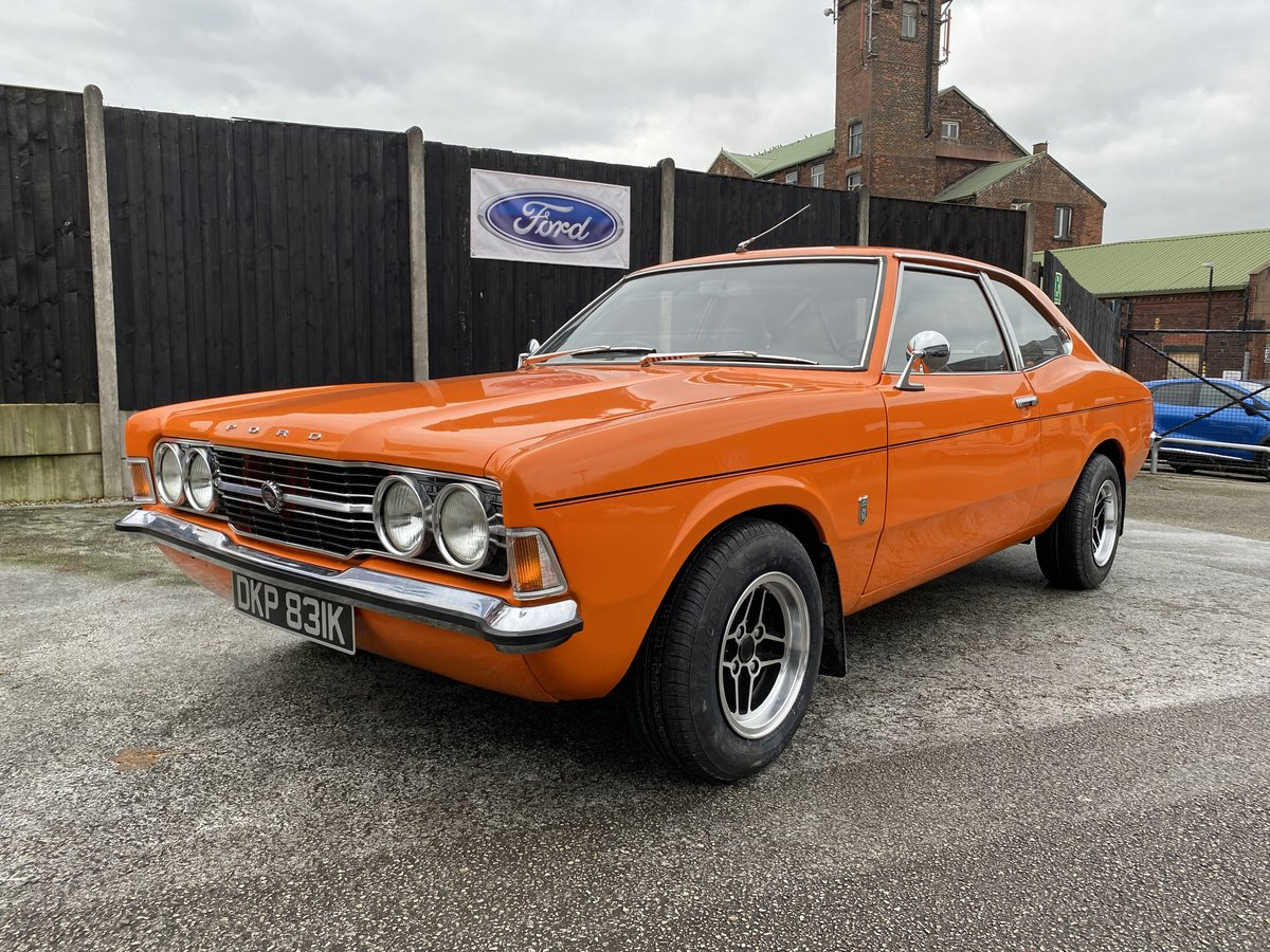 1972 FORD CORTINA MK3 GT FANTASTIC CONDITION £24995 PX ££ ESCORT For Sale (picture 3 of 6)