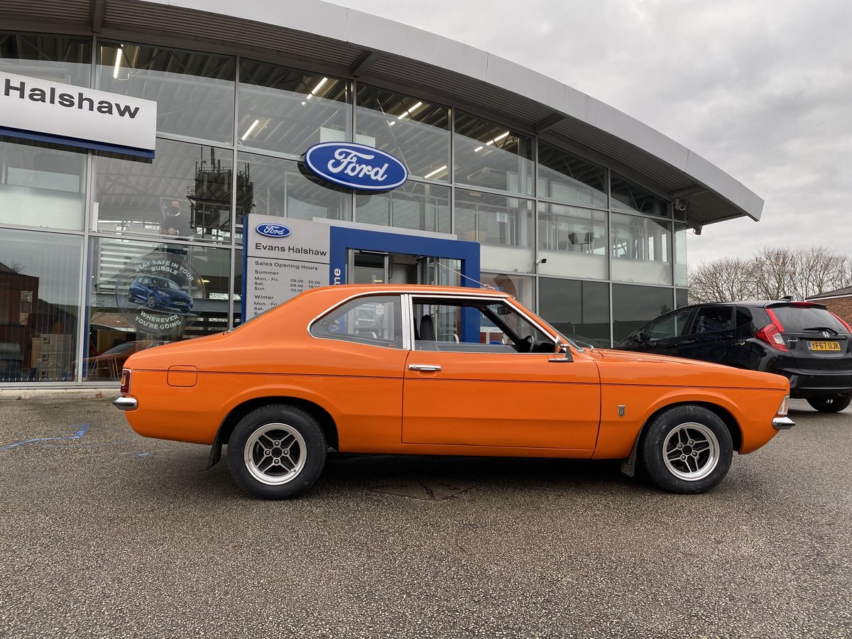 1972 FORD CORTINA MK3 GT FANTASTIC CONDITION £24995 PX ££ ESCORT For Sale (picture 4 of 6)
