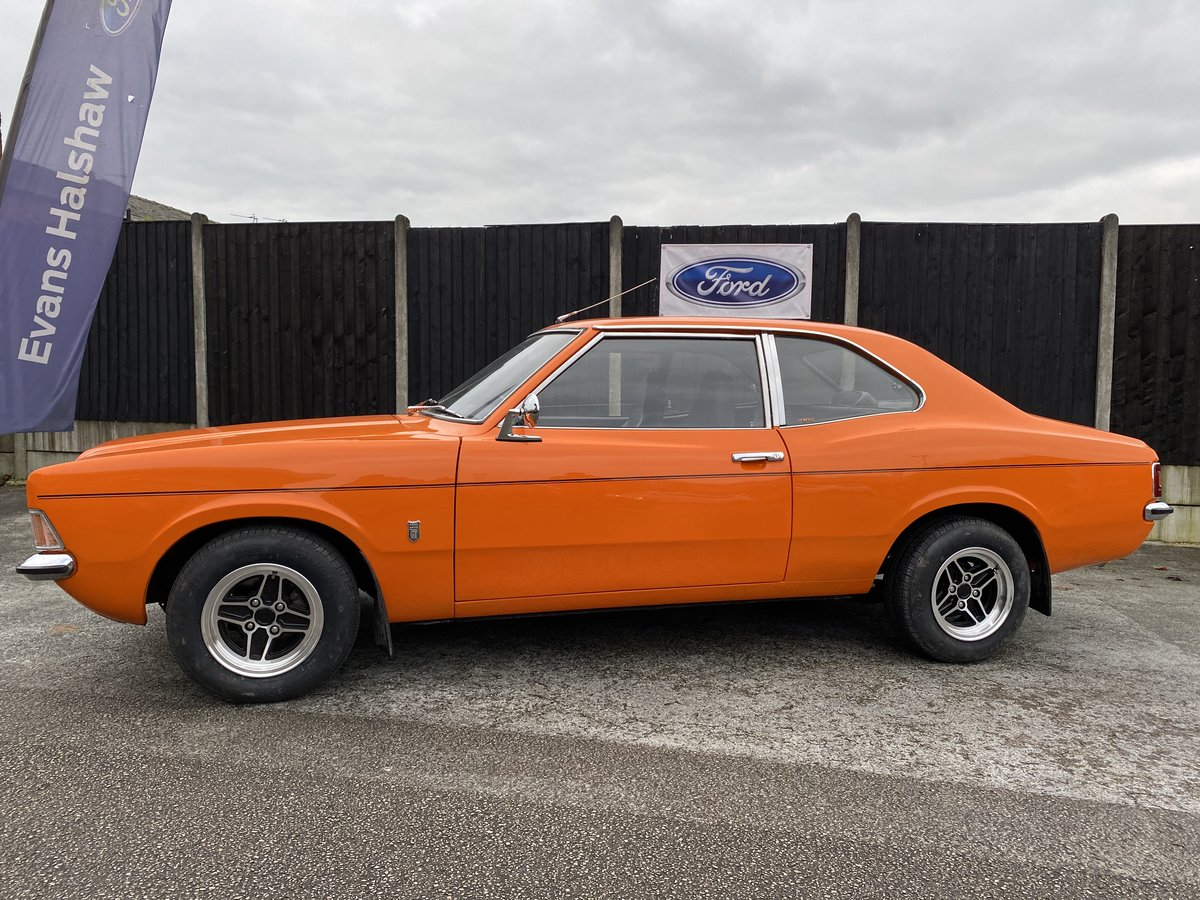 1972 FORD CORTINA MK3 GT FANTASTIC CONDITION £24995 PX ££ ESCORT For Sale (picture 5 of 6)