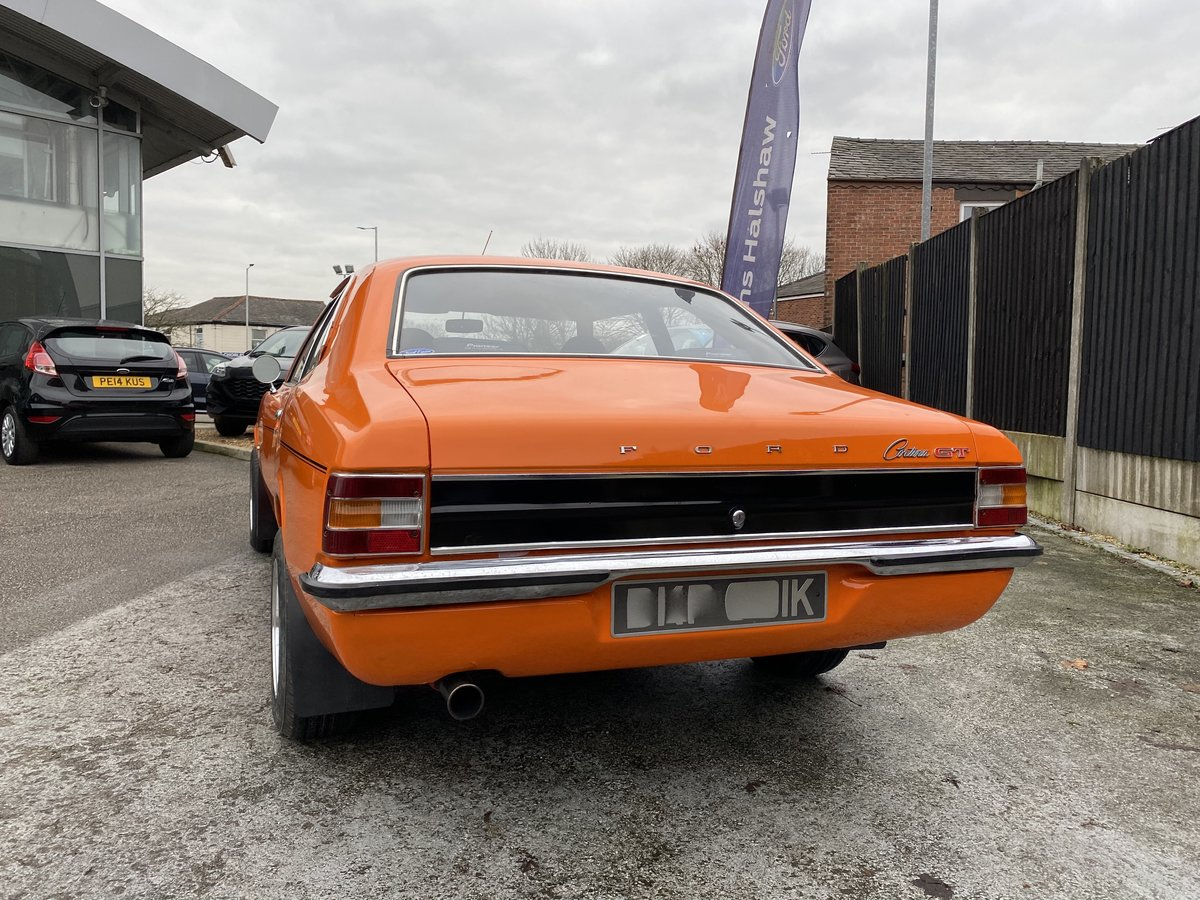 1972 FORD CORTINA MK3 GT FANTASTIC CONDITION £24995 PX ££ ESCORT For Sale (picture 6 of 6)