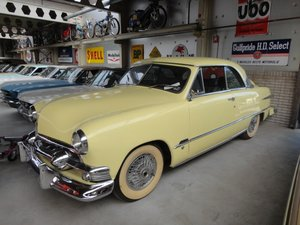 Picture of Ford Customline 1951 V8 For Sale