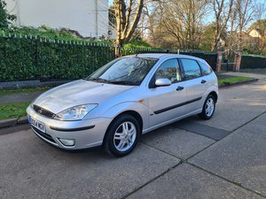 Picture of 2004 Totally Stunning Ford Focus 1.6 Zetec 37,700 M 15 Ford Stamp SOLD