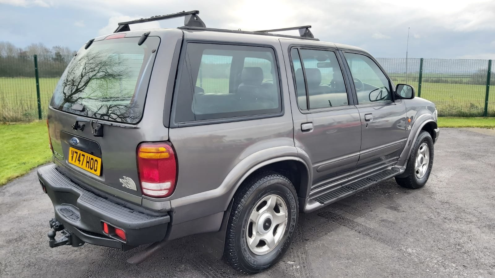 1999 FORD EXPLORER 4.0 AUTOMATIC LIMITED EDITION THE NORTH FACE For Sale (picture 2 of 6)