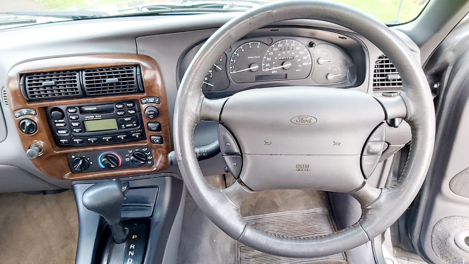 1999 FORD EXPLORER 4.0 AUTOMATIC LIMITED EDITION THE NORTH FACE For Sale (picture 5 of 6)