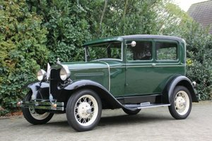 Picture of Ford Model A Tudor, 1930, 16.900,- Euro For Sale