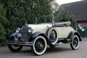 Picture of 1929 Ford Model A Roadster SOLD