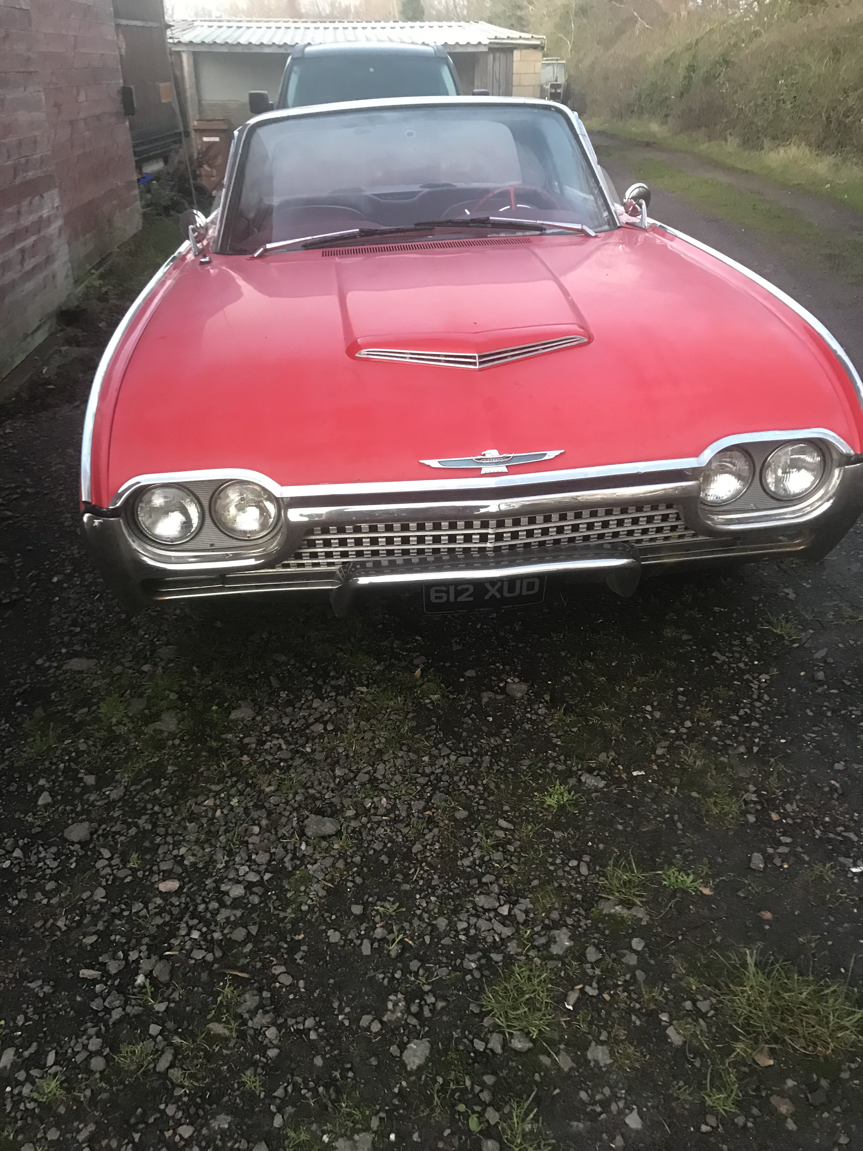 1961 Thunderbird For Sale (picture 5 of 6)