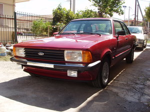 Picture of 1977 Ford Taunus 1.6 Ghia Coupe, restored to show level For Sale
