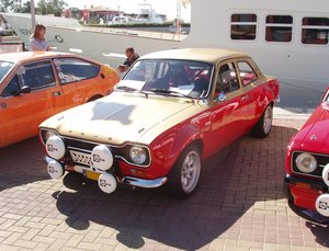 Picture of 1969  Ford Escort MkI BDA Alan Mann show condition
