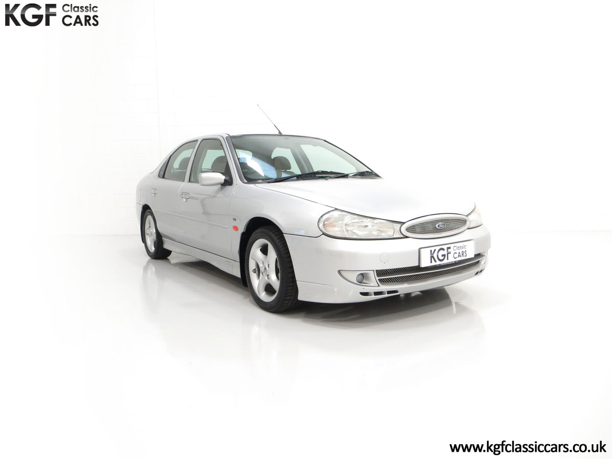 1999 An Immaculate Ford Mondeo ST24 with Only 5,138 Miles SOLD (picture 1 of 24)
