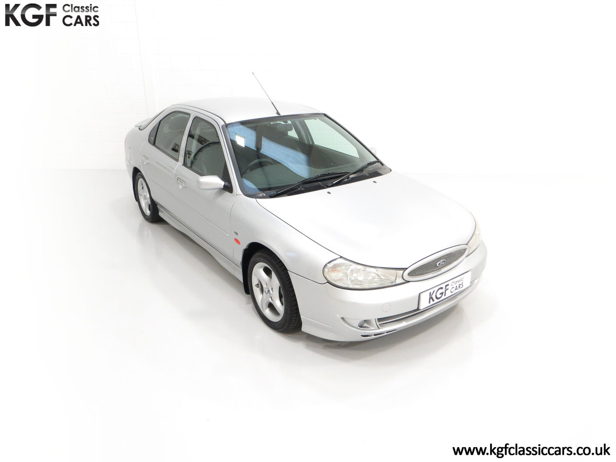 1999 An Immaculate Ford Mondeo ST24 with Only 5,138 Miles SOLD (picture 2 of 24)