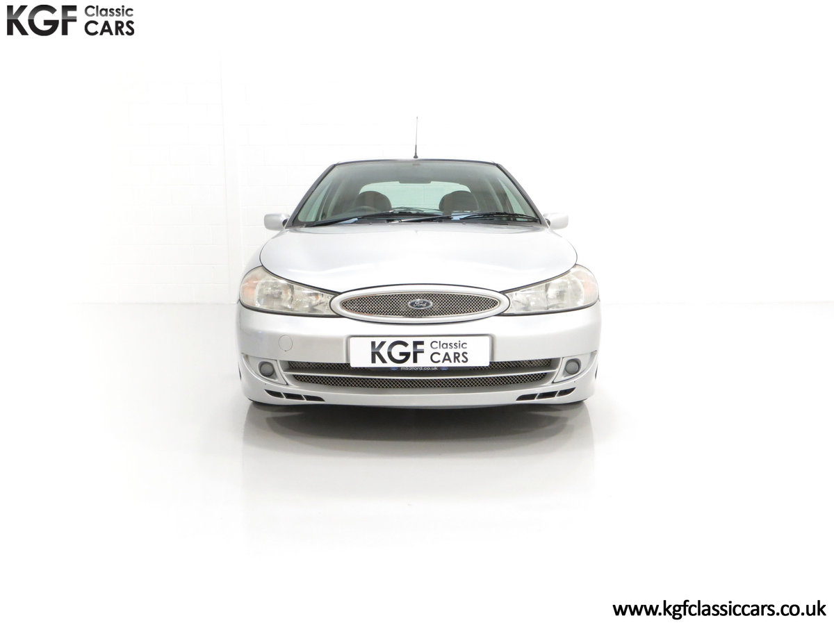 1999 An Immaculate Ford Mondeo ST24 with Only 5,138 Miles SOLD (picture 3 of 24)