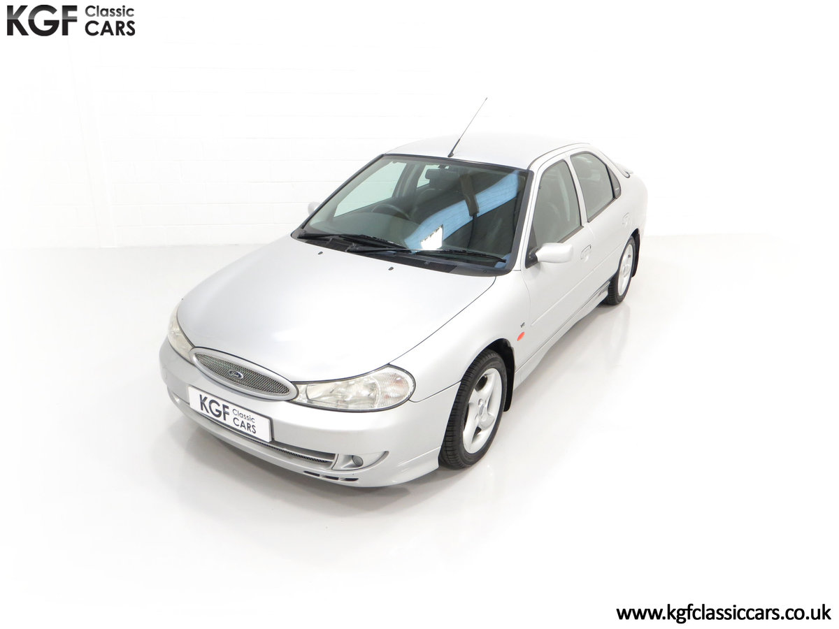 1999 An Immaculate Ford Mondeo ST24 with Only 5,138 Miles SOLD (picture 5 of 24)