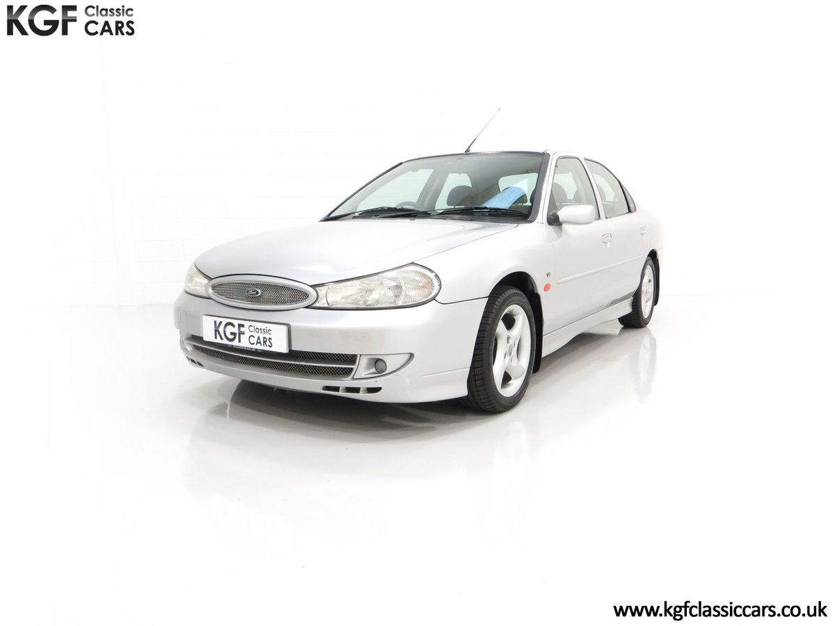 1999 An Immaculate Ford Mondeo ST24 with Only 5,138 Miles SOLD (picture 6 of 24)